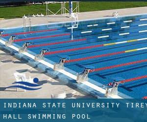 Indiana State University - Tirey Hall Swimming Pool