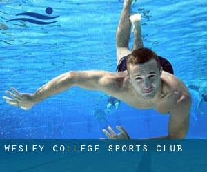 Wesley College Sports Club